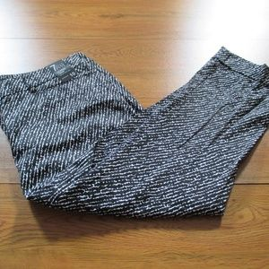 NWT 7th Ave New York & Co sz 10 Cropped Dress Pant